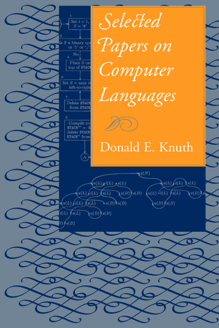 Companion to the Papers of Donald Knuth