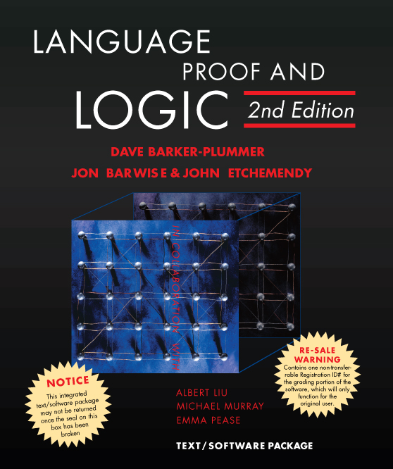 Language Proof And Logic Second Edition