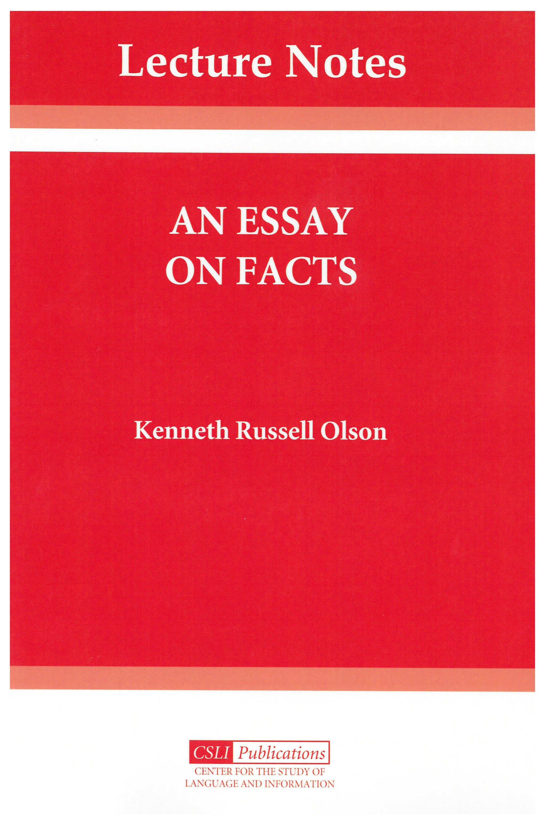 factual essays Select a topic to write about if this is your first factual essay, select a topic you know something about that way, you will stay interested in what you are writing and will be less likely to stray from the topic prepare a thesis statement.