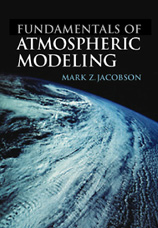 "book cover of ""Atmospheric Modeling"""