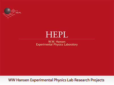 HEPL at Stanford University