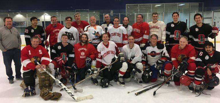 2018 Alumni Game, Celebrating 50 Years of Stanford Hockey