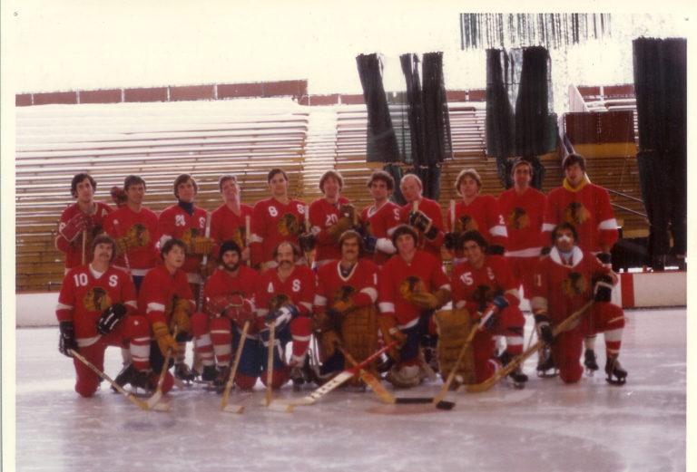 1977 Stanford Hockey Team