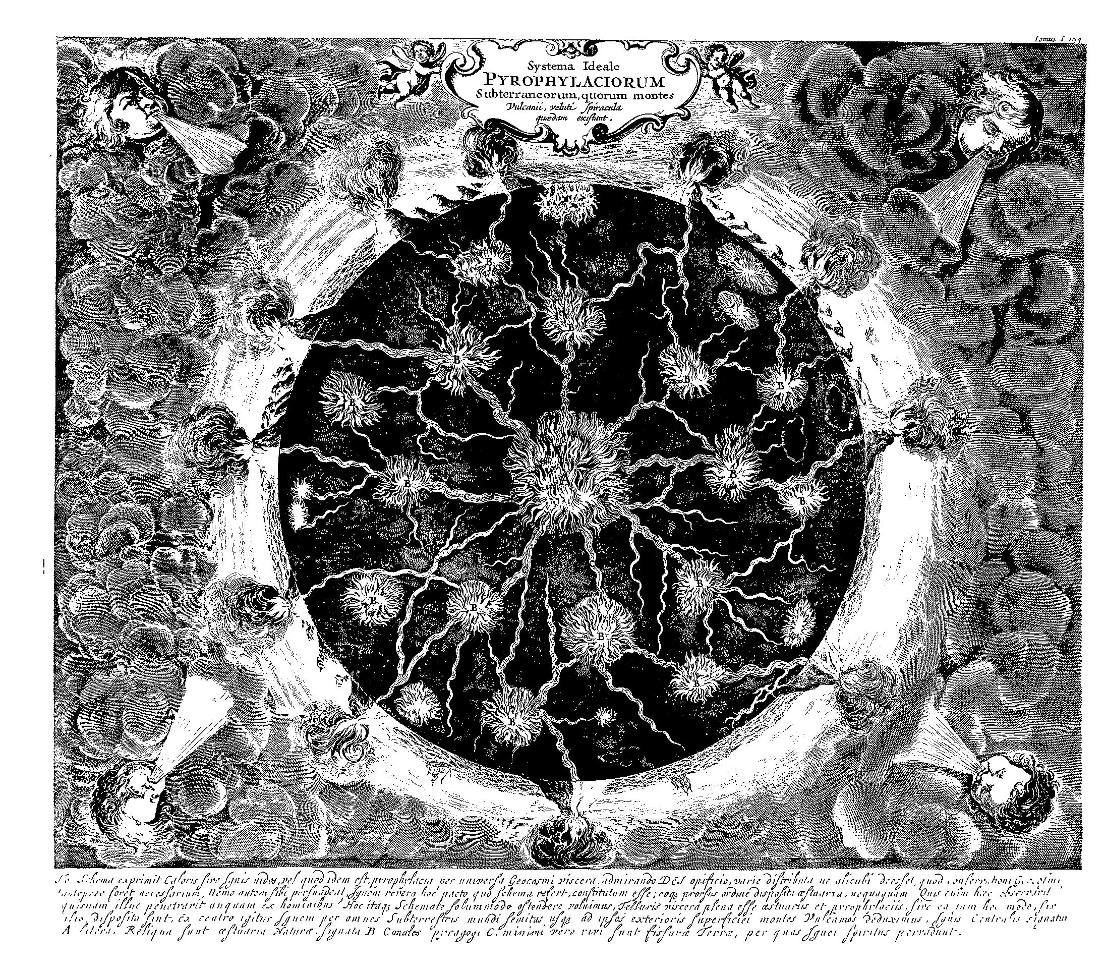 Image result for athanasius kircher