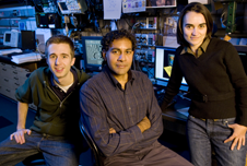 Quantum holography research team