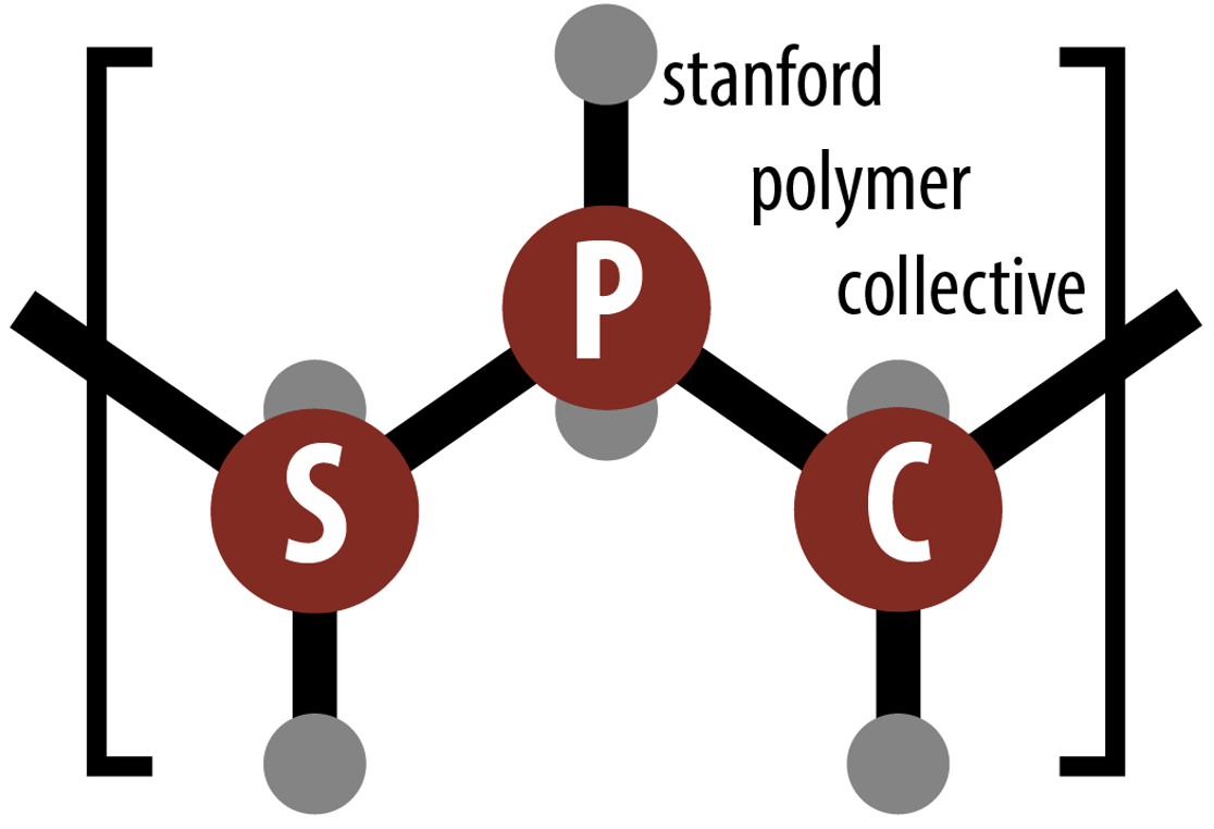 Stanford Polymer Collective logo