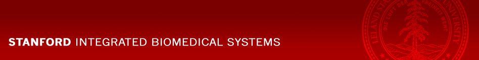 Stanford Integrated Biomedical Systems