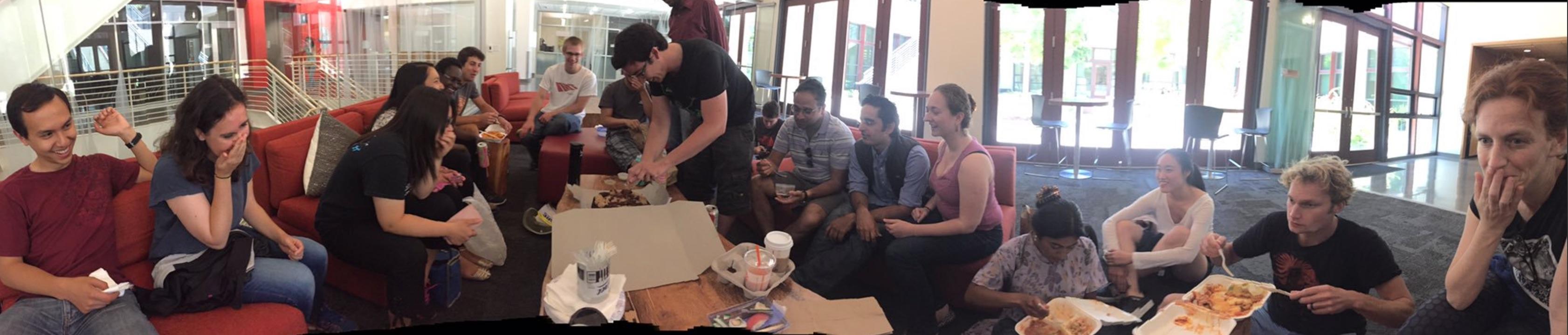 Lab Lunch