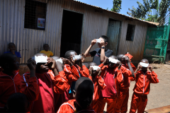 Foldscope and the Masai