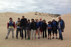Sand Dunes Group Photo