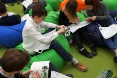 Foldscope Workshop in Russia