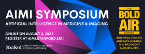 2021 AIMI Symposium + BOLD-AIR Summit @ Virtual Livestream