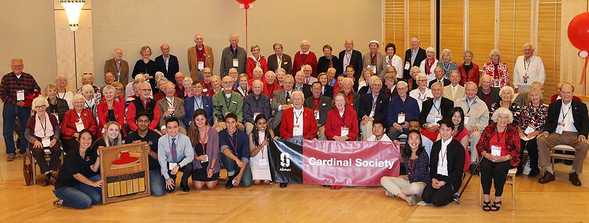 Cardinal Society photo