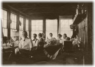 inside the Hopkins Seaside Laboratory