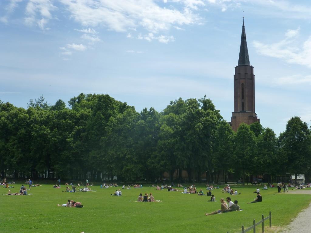 "Universitat Bonn's ""Oval"""