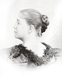 Mary Tappan Wright.