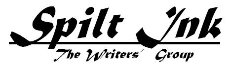Spilt Ink: The Writers� Group