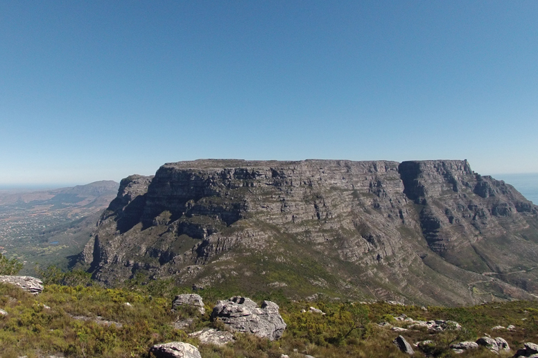 Table mountain for Table mountain