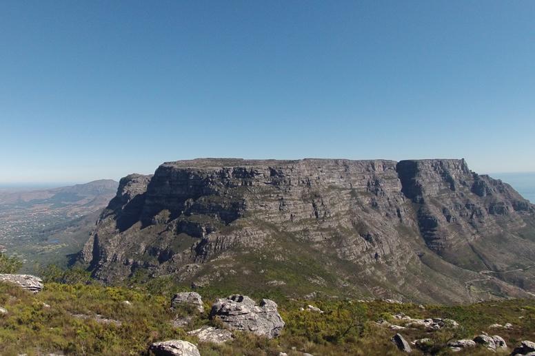 Table mountain for Table mountain