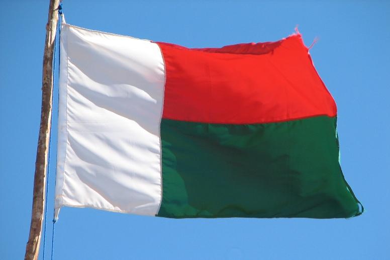 Madagascar Photo Page - Madagascar flag
